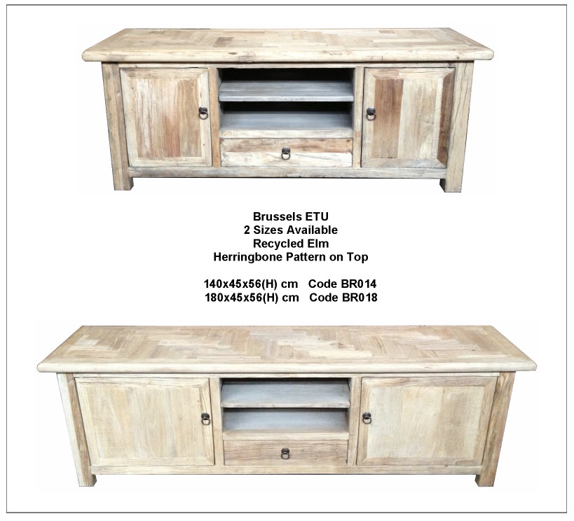 A Range Of Recycled Elm Wood Furniture Find Us On Ebay